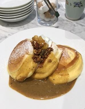 パンケーキ1